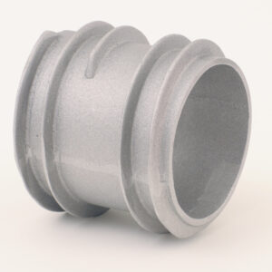 Image of AC30 spliced exhaust hose fitting.