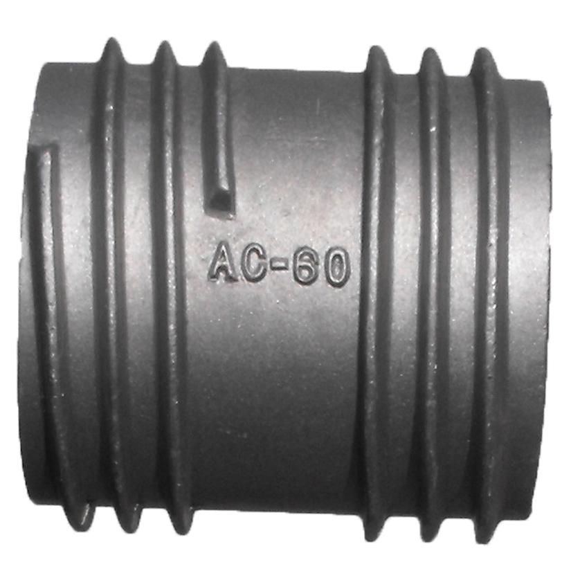 AC60-OC Aluminum 6″ Hose External Threads