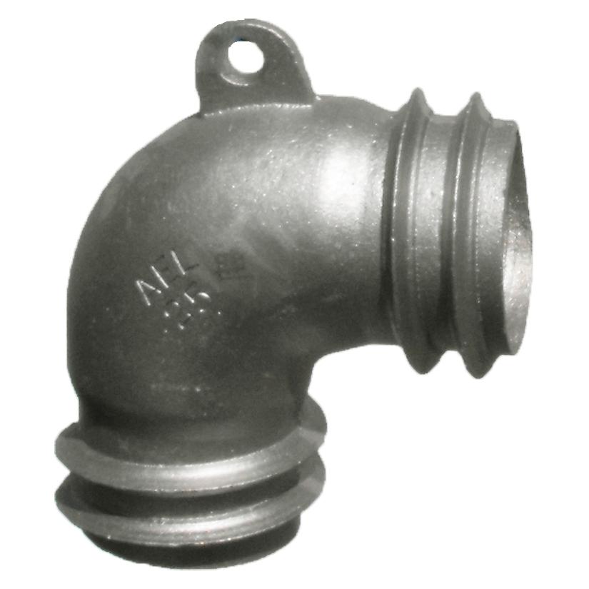 AEL25 Aluminum Elbows Fits 2.5″ Hose