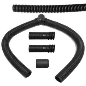 Image of DSS25 dealer service exhaust hose kit.