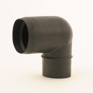 Image of EB25 exhaust hose elbow fitting.