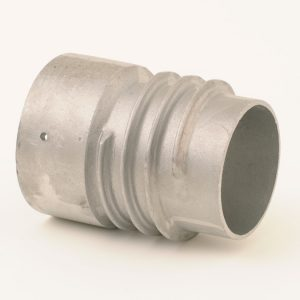 Image of OC40 overhead garage exhaust hose connector.