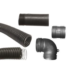 Image of TK06002 diesel exhaust hose kit.