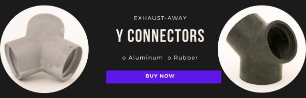 Y Connectors in Garages
