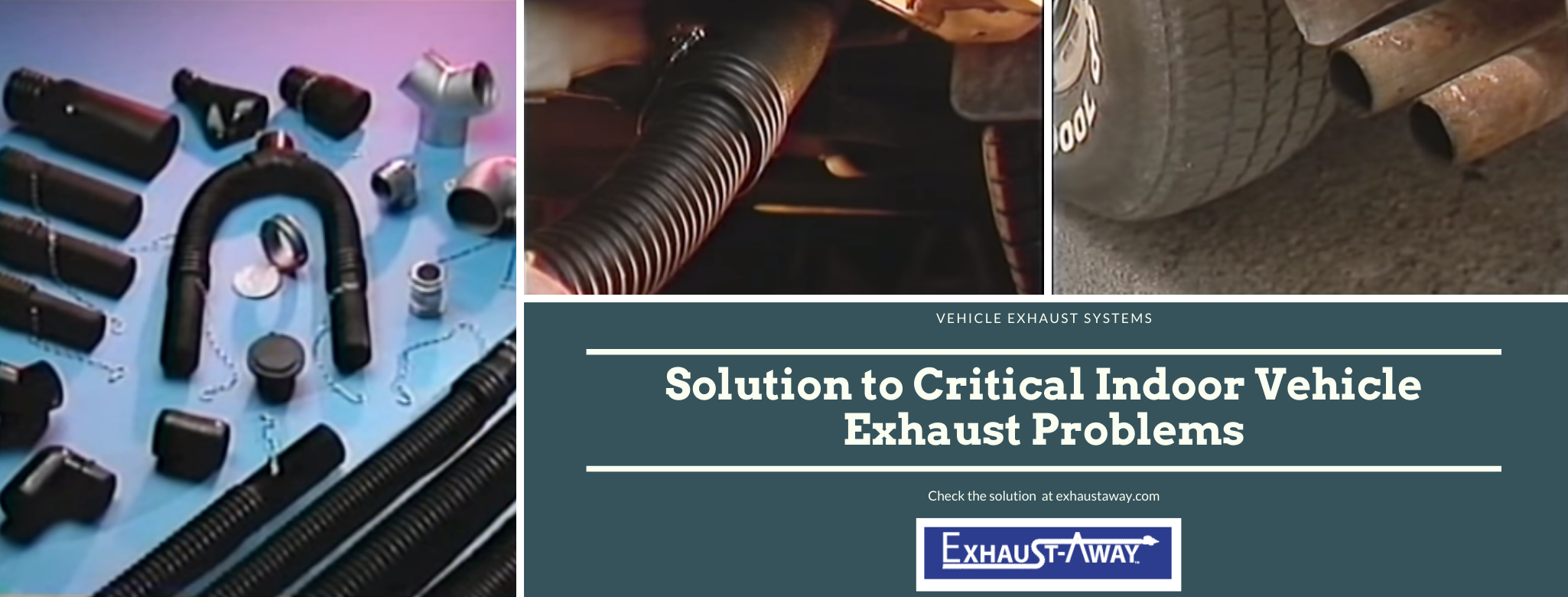 Solutions to Vehicle Exhaust Problems